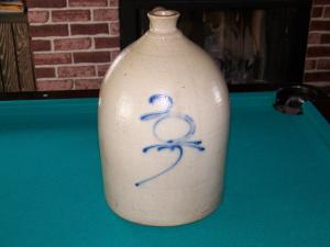 I purchased a 3 gallon salt glazed jug at an auction sale. It is in mint condition. Itu0027s shape differs from Red Wing jugs in the books. Is it Red Wing? & 3 Gallon Salt Glaze Jug | Red Wing Collectors Society | Red Wing ...